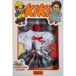 Tenue Kiki écosse en boîte Ajena