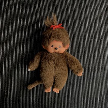 Peluche Petit Kiki fille