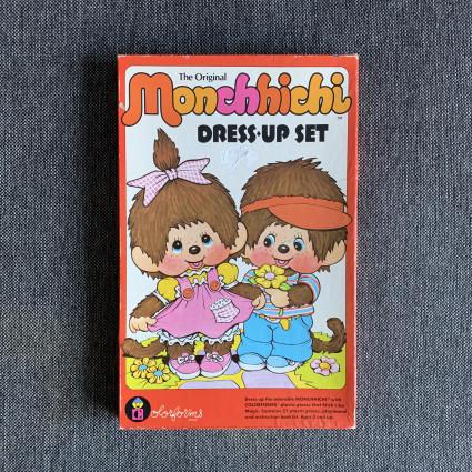 Jeu The Original Monchhichi dress-up set