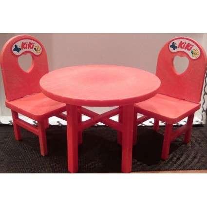 Table et chaises Kiki