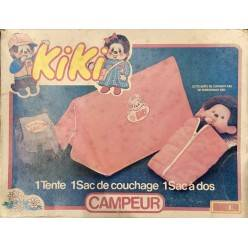 Kiki Campeur en boîte Ajena