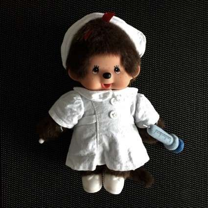Kiki infirmière