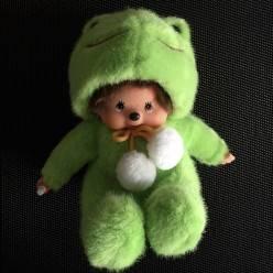 Kiki grenouille