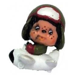 Figurine aviateur Mini Kiki Bully